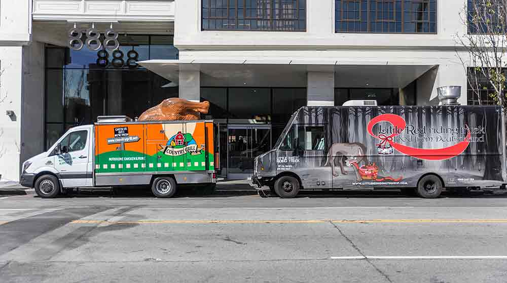 Foodtrucks San Francisco