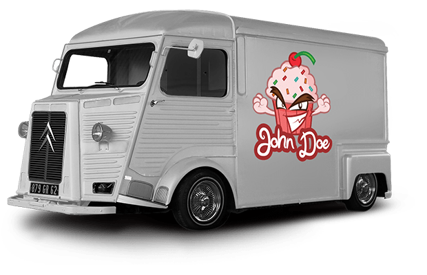 John Doe Foodtruck Happy Cupcakes